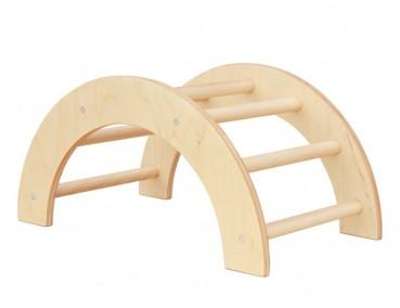Kletterbogen Bausatz : Goldrabe sprossenbogen bogenleiter kletterbogen 30 cm