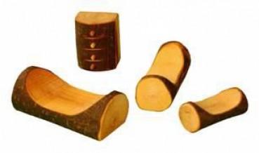 Astholzmöbel Für Das Puppenhaus   Schlafzimmer Set
