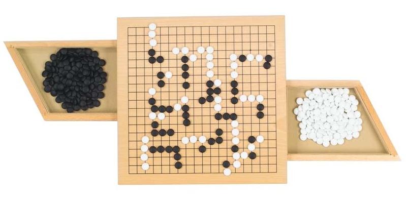 Chinesisches Spiel Go