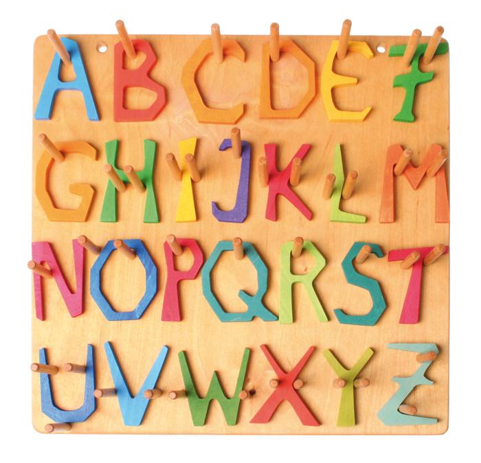 Aus Buchstaben Wörter Finden