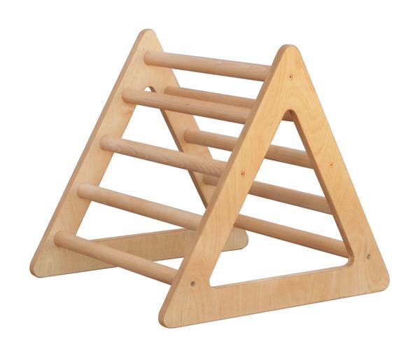Kletterbogen Bausatz : Goldrabe dreiecksständer kletterdreieck klein