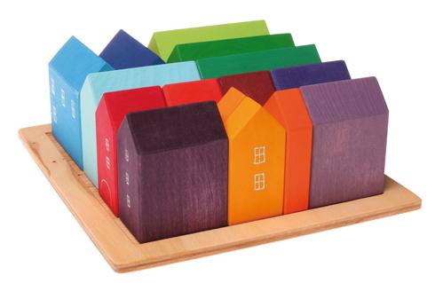 goldrabe kleine h user grimms spiel holz design. Black Bedroom Furniture Sets. Home Design Ideas