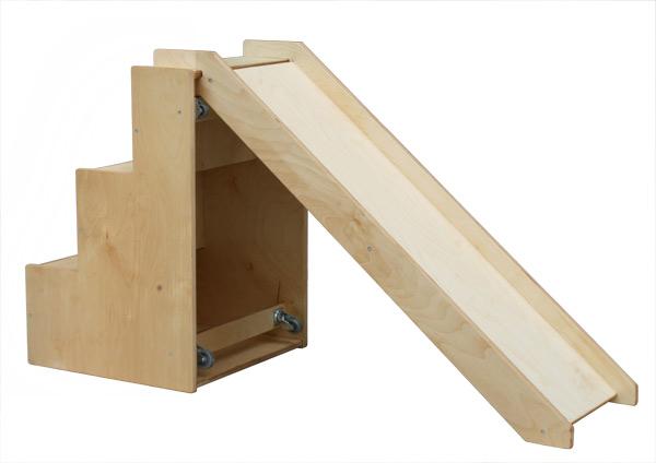 Kletterbogen Bausatz : Goldrabe rutsche für treppenwagen