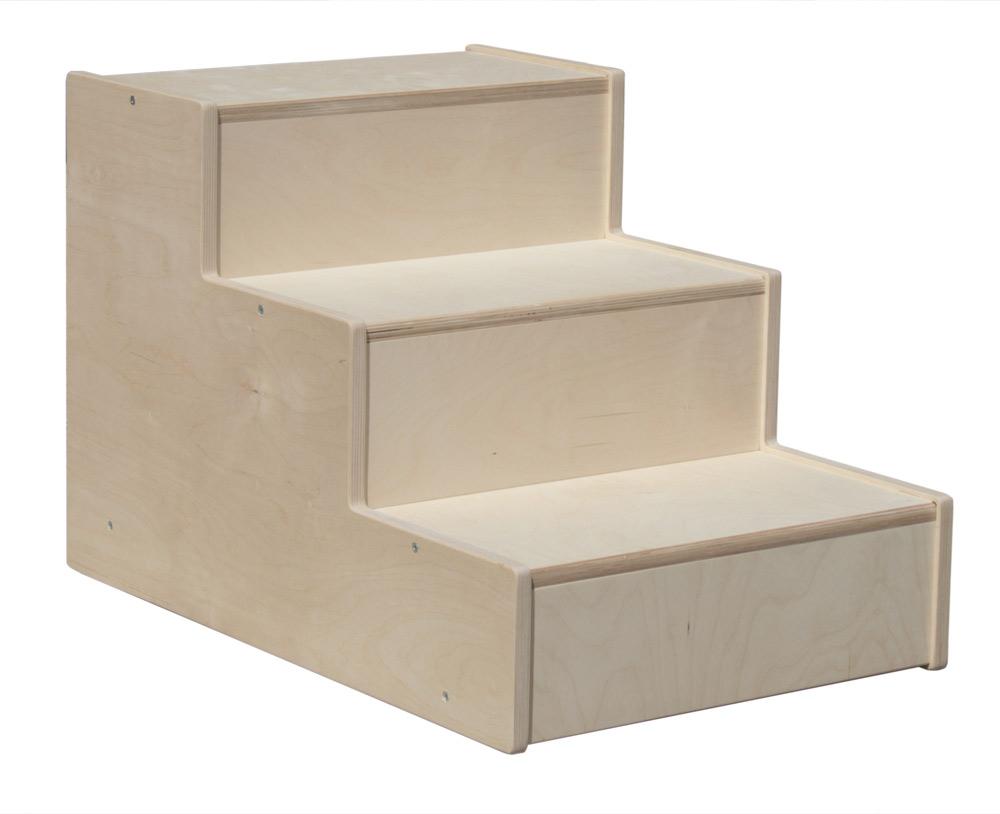 Waldorf Kletterbogen : Goldrabe treppenwagen fahrbare trittleiter
